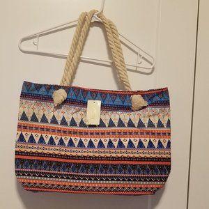 Ashley Collection Canvas Bag